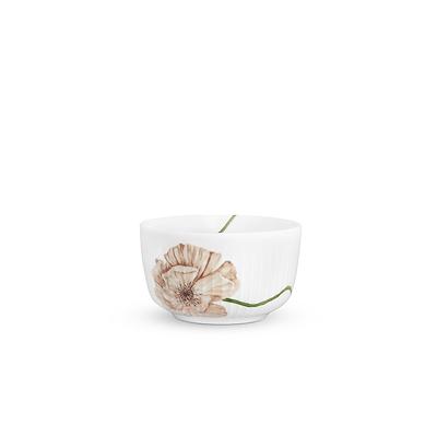 Hammershøi Poppy skål hvid 12 cm