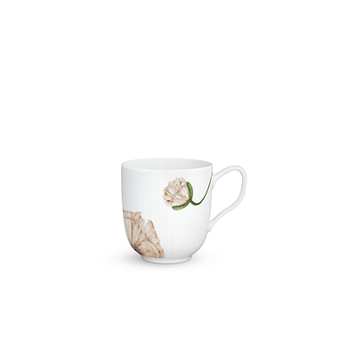 Hammershøi Poppy krus hvid 33 cl