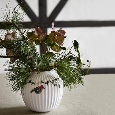 Hammershøi jul vase 13 cm