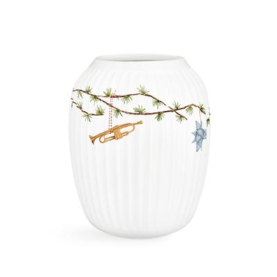 Kähler Hammershøi Jul vase 21 cm