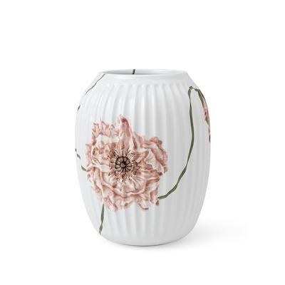 Hammershøi Poppy vase 21 cm