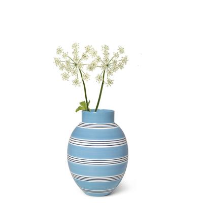 omaggio nuovo vase h30 blå