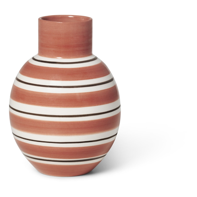 Kähler Omaggio Nuovo vase 14,5 cm terracotta