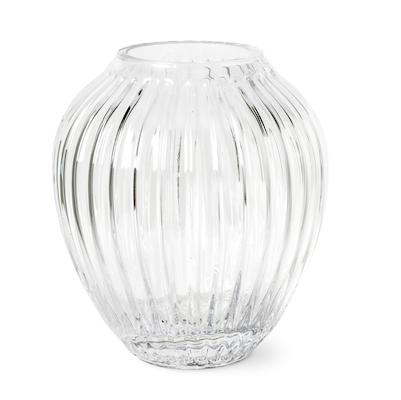 Hammershøi vase 15cm klar