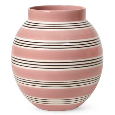 Kähler Omaggio Nuovo vase rosa 20,5 cm