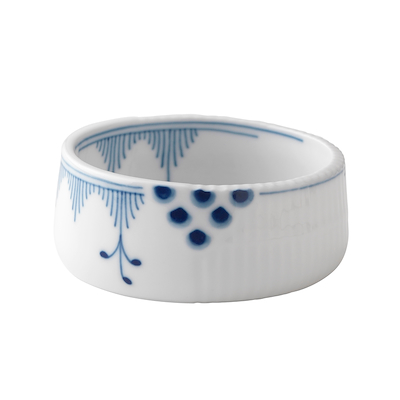 Royal Copenhagen blå elements skål 7 cl