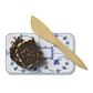 Royal Copenhagen Musselmalet Riflet serveringsbræt 15,5 cm