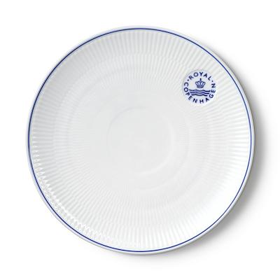 Royal Copenhagen Blue Line coupe tallerken 23 cm