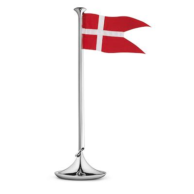 Georg Jensen fødselsdagsflag 39 cm