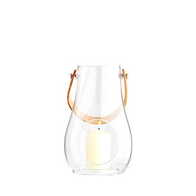 Holmegaard DWL lanterne 24,8 cm, klar