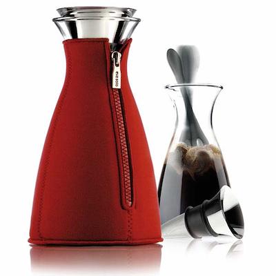 Eva Solo CafeSolo kaffebrygger 1 liter rød dragt