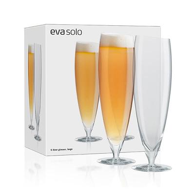Eva Solo ølglas 6 stk. 50 cl
