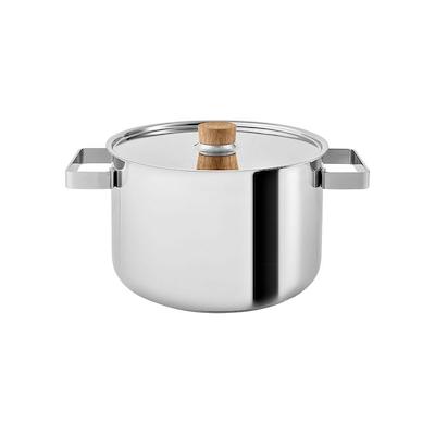 Eva Solo Nordic Kitchen gryde med låg 4 liter