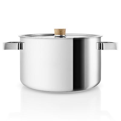 Eva Solo Nordic Kitchen gryde med låg 6 liter