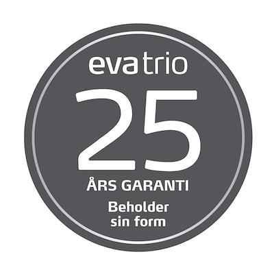 Eva Trio Prof. stegepande Ø24 cm sort