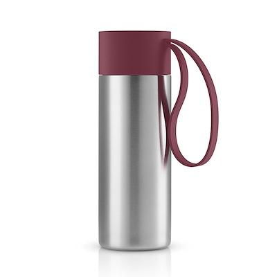 Eva Solo to go cup pomegranate 0,35 liter