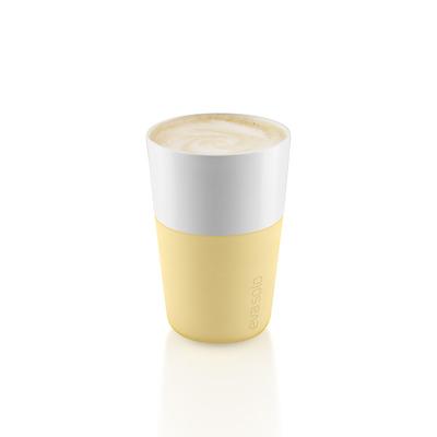 Eva Solo cafe latte krus lemon 2 stk. 36 cl