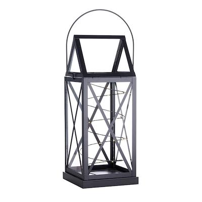 Sirius Aske Magnum lanterne 50 cm -  40 LED sort