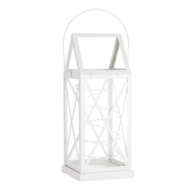 Sirius Aske Magnum lanterne 50 cm - 40 LED hvid
