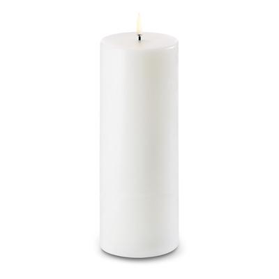Uyuni LED bloklys Ø7,8xH20cm