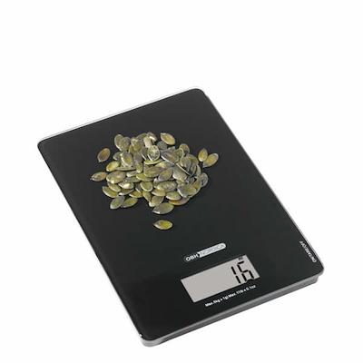 OBH Nordica Mainstream køkkenvægt, 5 kg/1 gr. Model 9807