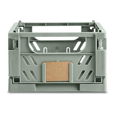 Day foldbar opbevaringskasse 25x16,5 cm mint