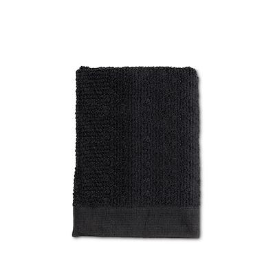 Zone Classic håndklæde sort 70x140 cm