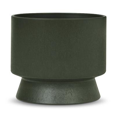 Rosendahl Urtepotte i genbrugsplast 15 cm mørkegrøn