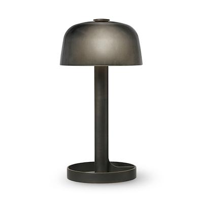Rosendahl Soft Spot bordlampe 24,5 cm smoke