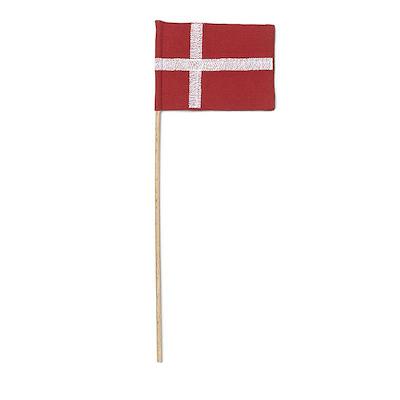 Kay Bojesen tekstilflag til garder
