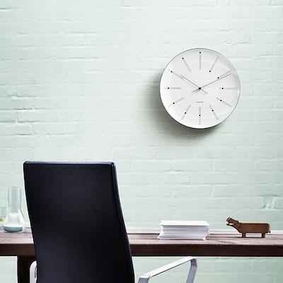 Arne Jacobsen Bankers vægur 29 cm