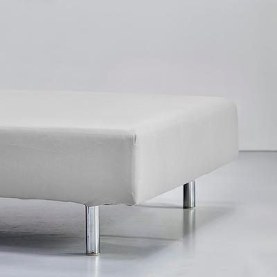 Night & Day boxlagen 140x200x30 cm satin hvid