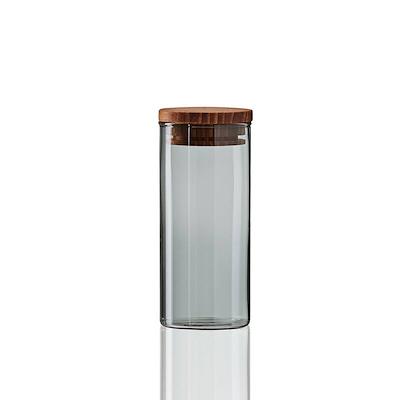 Aida RAW opbevaringsglas Smoke 5x11 cm
