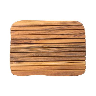 Aida RAW brødskærebræt teak 36x27 cm