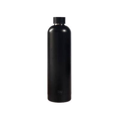 Aida RAW termoflaske matte black 1 liter