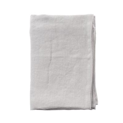 Aida RAW serviet i hør lys grå 4 stk. 45x45 cm