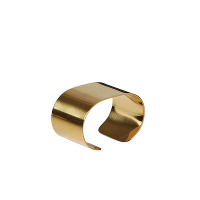 Aida RAW servietring 4 stk guld