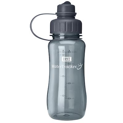 Brix watertracker 0,5 ltr. grå