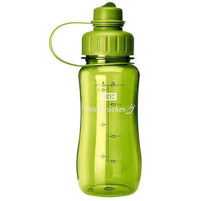 Brix Water Tracker 0,5 liter grøn