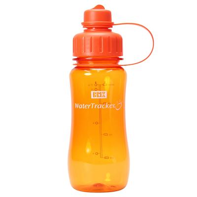 Brix water tracker 0,5 liter orange