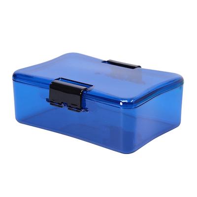 Brix lunch box navy blue