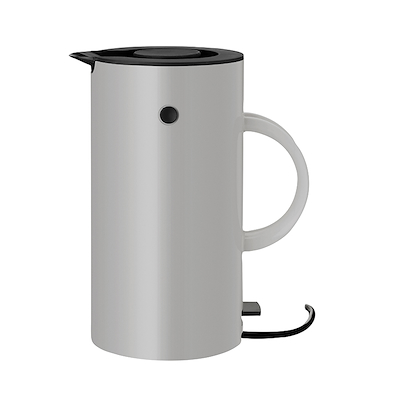 Stelton EM77 elkedel lys grå 1,5 liter