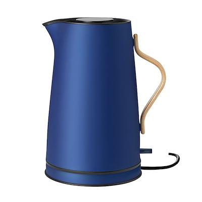 Stelton Emma elkedel dark blue 1,2 liter