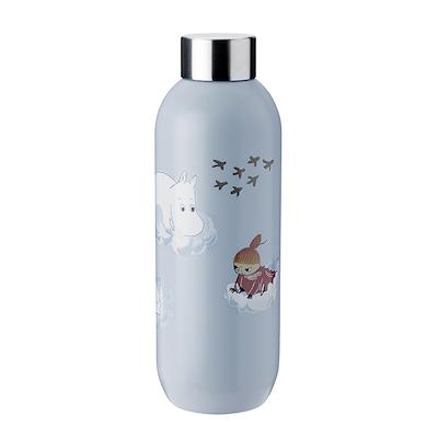 Stelton keep cool drikkeflaske cloud Mumi 0,75 ltr