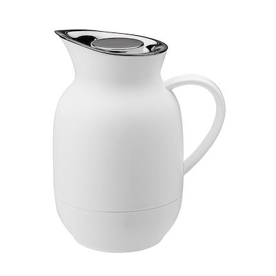 Stelton Amphora termokande kaffe soft white