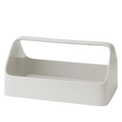 RIG-TIG handy-box opbevaringskasse - stor lys grå