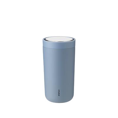 Stelton to go click 0,2 l. soft dusty blue