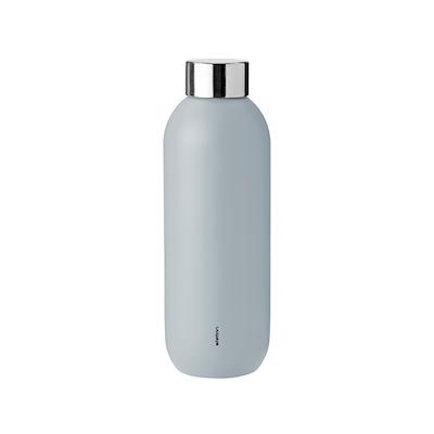 Stelton keep cool termoflaske, 0,6 l cloud