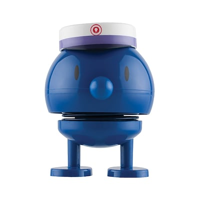 Hoptimist baby Bumble student blå H7,5 cm Ø5 cm