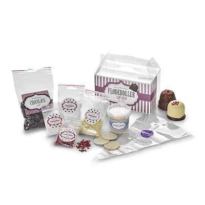 Sweetkitchen flødebolle-kit mørk chokolade